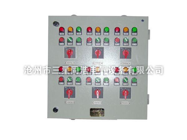 污水泵控制箱,消防控制箱